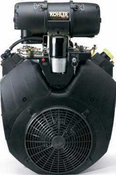 KOHLER PA-CH980-0002 38HP COMMAND PRO SERIES HORIZONTAL ENGINE