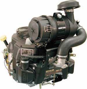 Kohler PA-CV740-3121 27Hp Command Pro Series Vertical Engine