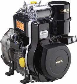 KOHLER PA-KD6252-1001 DIESEL AIR-COOLED HORIZONTAL ENGINE