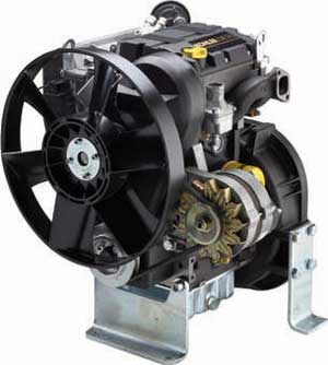 KOHLER PA-KDW702-1001 DIESEL LIQUID-COOLED HORIZONTAL ENGINE