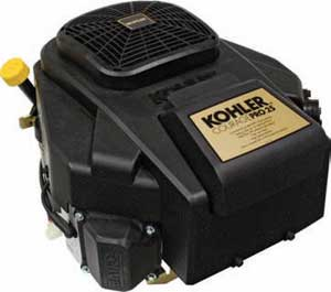 KOHLER PA-SV830-0012 25HP COURAGE PRO SERIES VERTICAL ENGINE