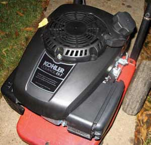 KOHLER PA-XT173-3206 4.5 HP COURAGE XT-7 VERTICAL ENGINE