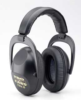 PRO EARS PE-26-U-BLACK ULTRA 26 NRR 26 BLACK