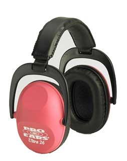 PRO EARS PE-26-U-PINK ULTRA 26 NRR 26 PINK