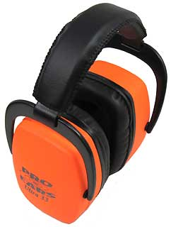 PRO EARS PE-33-U-O-ORANGE PRO EARS ULTRA 33 NRR 33 ORANGE
