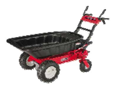 TROY-BILT PH500-PACKHORSE MOTORIZED WHEELBARROW-HAULER