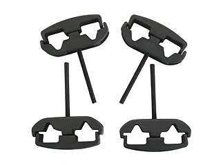 PROMAG PM016 AK-47 (METAL) MAG CLAMP (4) PACK