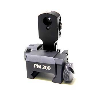 PROMAG PM200 AR-15/M16 FLIPUP RNG-G REARSIGHT