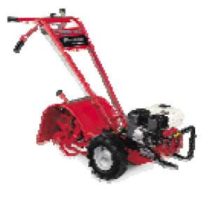 TROY-BILT PROLINE-FRT HONDA POWERED FORWARD ROTATION REAR-TINE TILLER