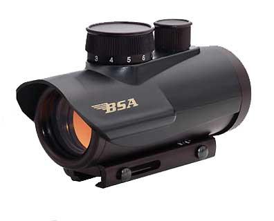 BSA RD30 ILLUMINATEDDOT 30MM RED DOT 5 MOA