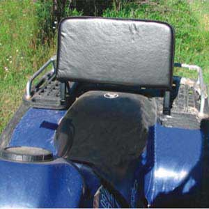 AHLBORN RR605B ADJUSTABLE REAR ATV SEAT