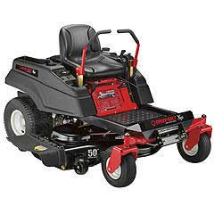 "TROY-BILT RZT50K 50"" RESIDENTIAL ZERO TURN MOWER"