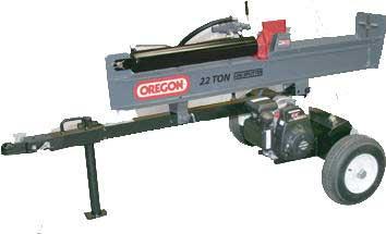 Oregon S402022H0 Ols22H 22 Ton Log Splitter Honda Gc190 Engine
