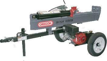 Oregon S402028K0 Ols28K 28 Ton Log Splitter Kohler Ch395 Engine-Oversize