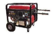 Yamakoyo SH8000DXE 8000 Watt Max Generator