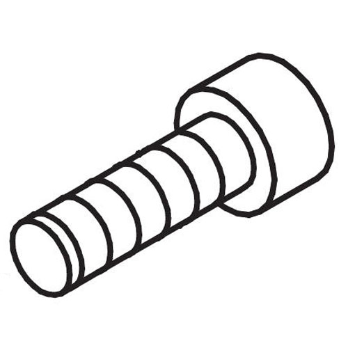 ECHO 90010505010 HEX BOLT 5 X 10