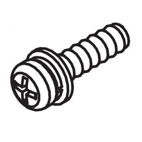 SHINDAIWA 11206-05201 SCREW, PM SPW