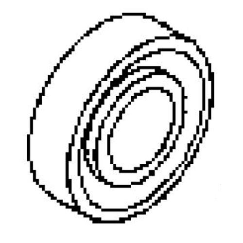 SHINDAIWA V592000310 BALL BEARING