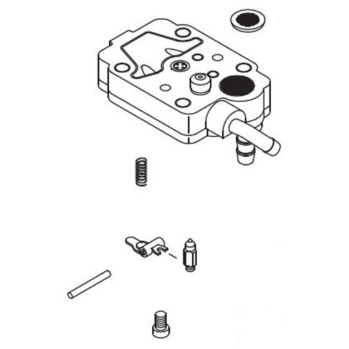 SHINDAIWA 37013-81350 PUMP BODY ASSEMBLY