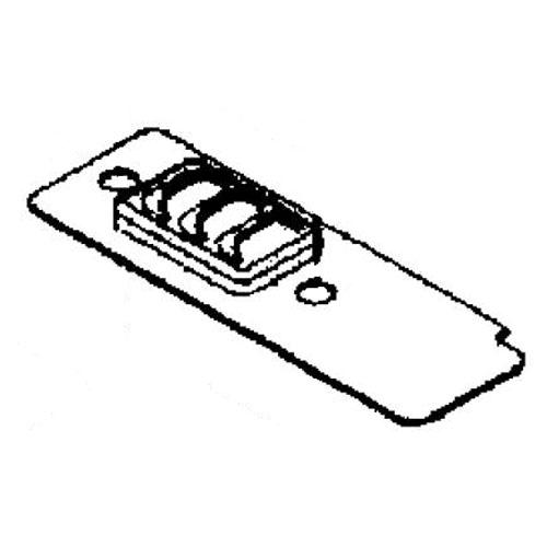 SHINDAIWA 62023-15160 TAIL PLATE, REPLACES 62069-15160