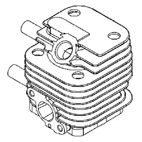 Shindaiwa A130001120 Cylinder