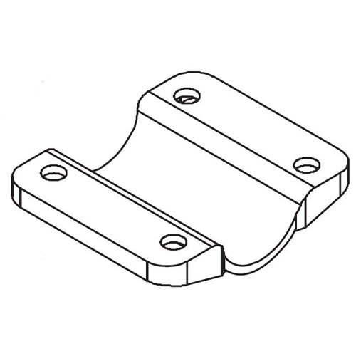 SHINDAIWA 62901-64120 CLAMP