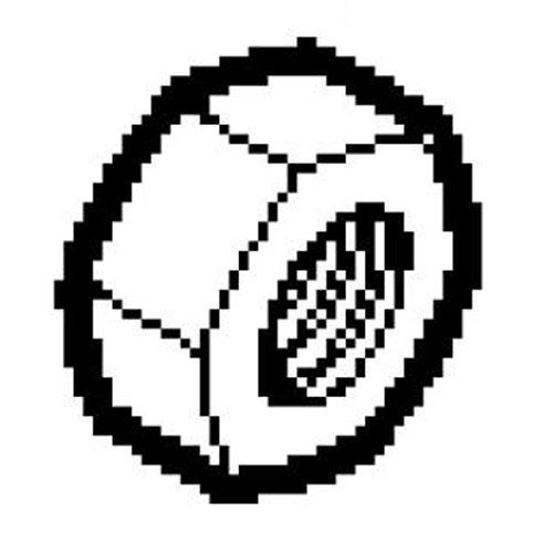 Echo 90050000008 Hex Nut 8 Mm