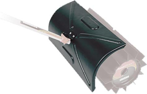 Shindaiwa 99909-33021 Powerbroom Debris Shield Assembly