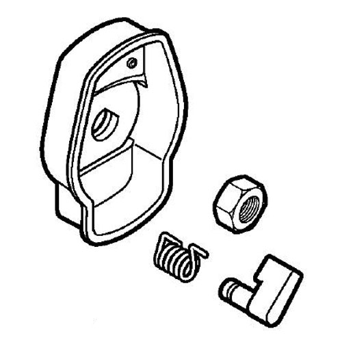 ECHO A052000061 STARTER PULLEY ASSEMBLY