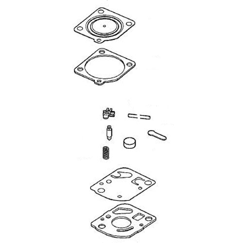 ECHO P005001800 REBUILD KIT