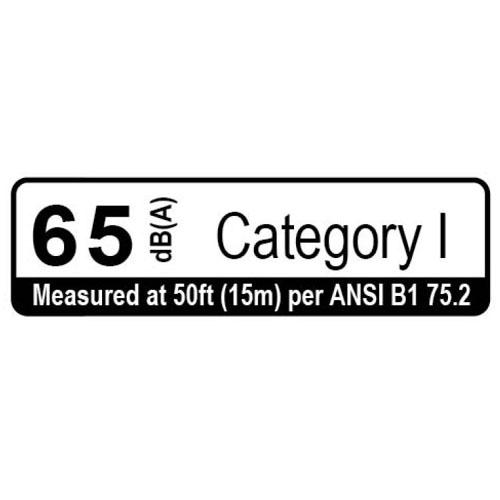 Echo X508000120 Noise Label