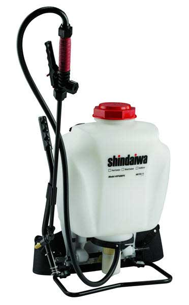 SHINDAIWA SP40BPS 4 GALLON PISTON PUMP BACKPACK SPRAYER