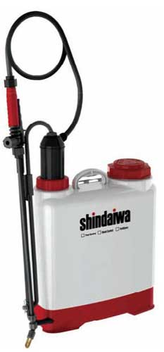 SHINDAIWA SP45BPE BACKPACK SPRAYER