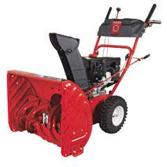 "TROY-BILT ST2410 24"" STORM TWO-STAGE SNOW THROWER"