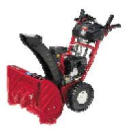 "TROY-BILT ST2620 26"" STORM TWO-STAGE SNOW THROWER"