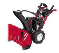 "TROY-BILT ST2840 28"" STORM TWO-STAGE SNOW THROWER"