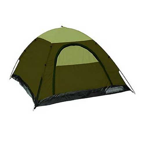 STANSPORT STANSPORT2155-15 HUNTER BUDDY 2-PERSON  FOREST/TAN