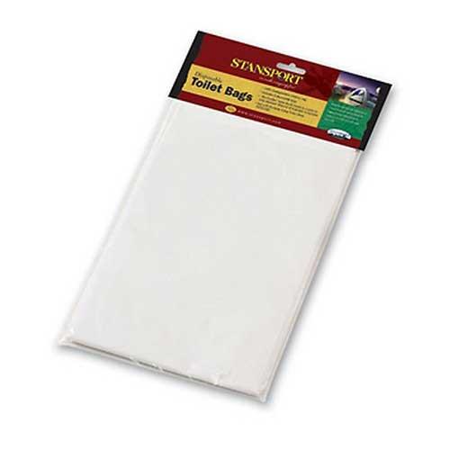Stansport Stansport273-3 Easy-Go Toilet Sanitary Bags 3pk