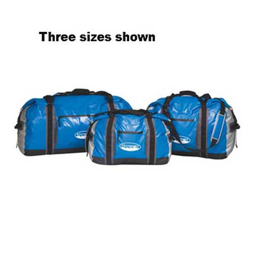 STANSPORT STANSPORT480 WATERPROOF DUFFLE, BLUE 52 LITER