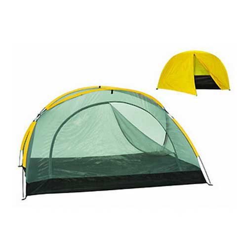 Stansport Stansport724-200-65 Star-Lite 3-Person w/Fly FG, Yel