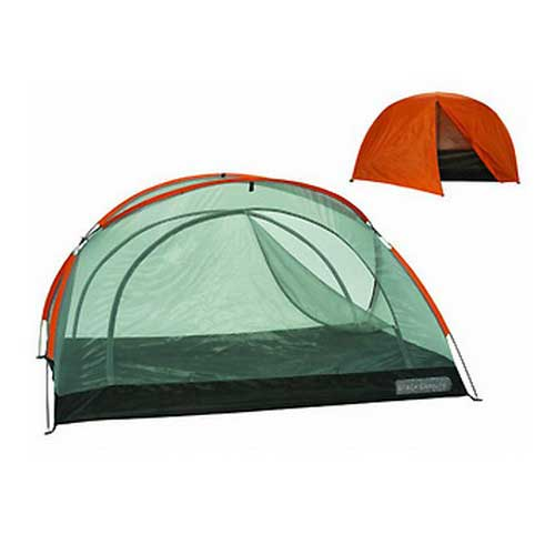 Stansport Stansport724-200-63 Star-Lite 3-Person w/Fly FG, Rust