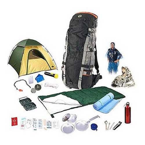 Stansport Stansport99050 Internal Frame Pack Camping Set