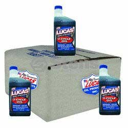 Stens 051-541 Lucas Oil 2-Cycle Oil