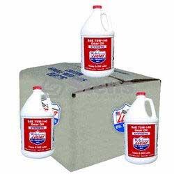 Stens 051-549 Lucas Oil Gear Oil, Synthetic