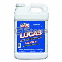 Stens 051-626 Lucas Oil High Performance Oil