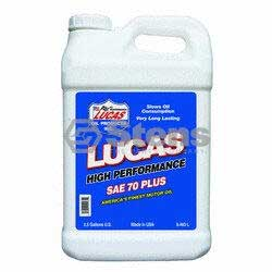 STENS 051-628 Lucas Oil 70 Plus Racing Oil