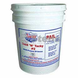 "STENS 051-639 Red ""N"" Tacky Grease"