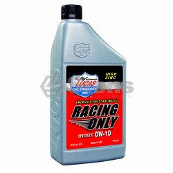 STENS 051-712 Lucas Oil High Performance Racing Only Synthetic Oil