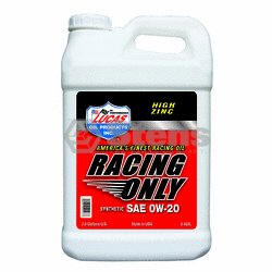 STENS 051-720 Lucas Oil High Performance Racing Only Synthetic Oil