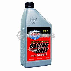 STENS 051-722 Lucas Oil High Performance Racing Only Synthetic Oil